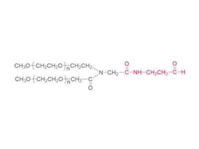2-arm Methoxypoly(ethylene glycol) propionaldehyde(GLY01)